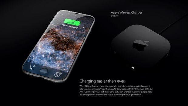 Cómo cargar tu iPhone sin cables