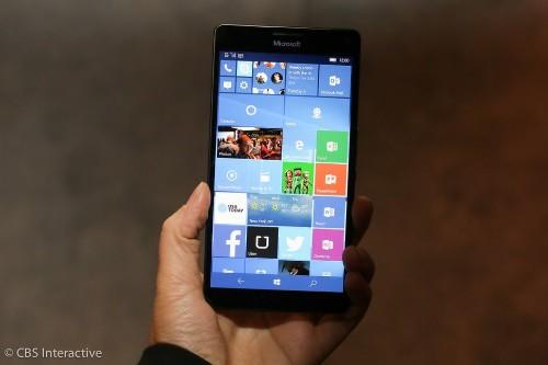 Frente a frente: Lumia 950 XL, Samsung Galaxy Note 5, iPhone 6S Plus, Nexus 6P