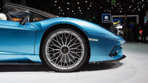 Lamborghini dio un adelanto de su nuevo concepto