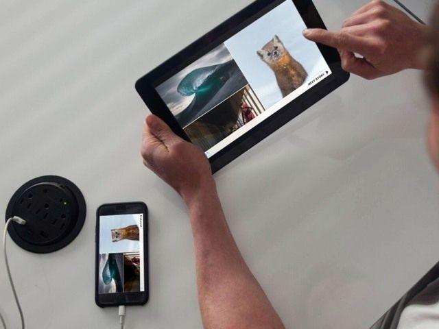 スマホを10.1型タブレット化する「Superscreen」--画面拡大でキャリア契約不要