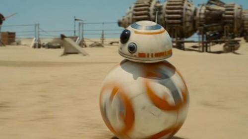 Haz tu propio robot BB-8 de 'Star Wars' de tamaño natural