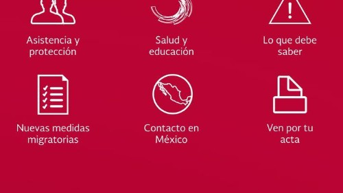 Cómo usar el app MiConsulMex del gobierno de México