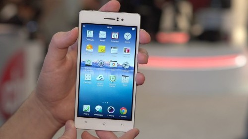 Oppo R5, el teléfono más delgado, llega a México