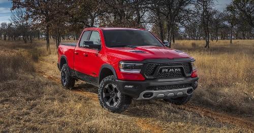 La Ram 1500 de 2020 es una camioneta hermosa [fotos]