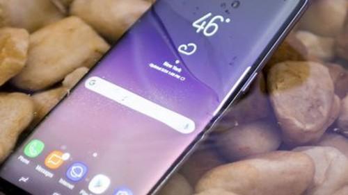 Así es la duración de la batería del Samsung Galaxy S8