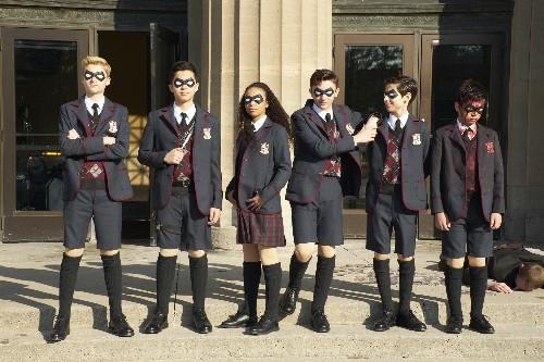 The Umbrella Academy: Conoce a los nuevos superhéroes de Netflix