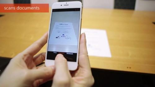 Microsoft Office Lens convierte tu iPhone o Android en un escáner moderno