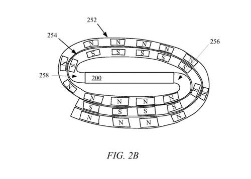 Apple patenta una pulsera 'camaleónica' para el Apple Watch