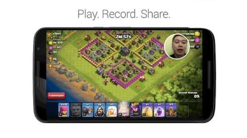 Google Play Games agrega grabación de juegos y de tu propia cara