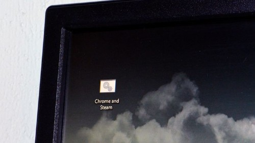 Cómo abrir varios programas con un atajo en Windows 10