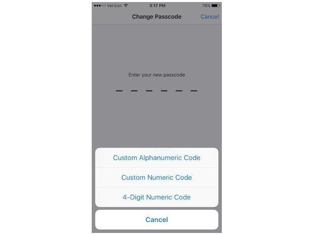 Seis pasos para incrementar la seguridad en tu iPhone