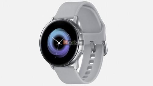 Galaxy Watch Active: Lo que sabemos del nuevo reloj inteligente