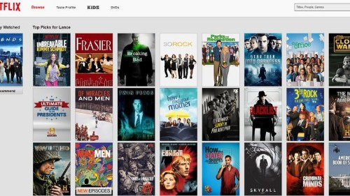 Cómo habilitar el 'Modo Dios' para ver más contenido en Netflix