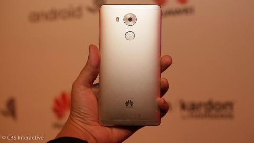 Huawei quiere destronar a Samsung y Apple en móviles