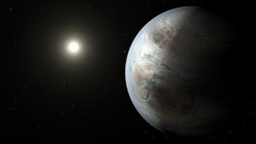 NASA: Hemos encontrado un planeta similar a la Tierra