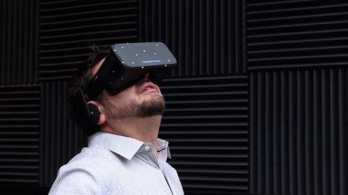 Oculus creará su propio estudio de cine de realidad virtual