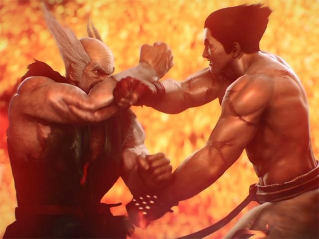 バンナム、対戦格闘ゲーム「鉄拳7」の発売日を発表--PS4/Xbox One版は6月1日に