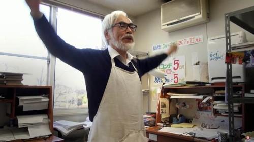 Hayao Miyazaki revela que volverá a dirigir largometrajes