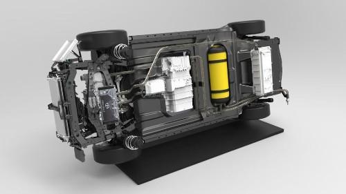 El auto concepto Toyota FCV es muy amigo del medio ambiente (fotos)