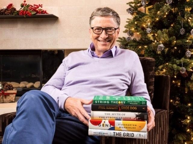 ビル・ゲイツ氏が選ぶ2016年のオススメ書籍5冊