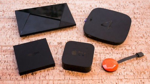 Lo que puedes ver en Apple TV, Roku, Fire TV, Chromecast y Android TV