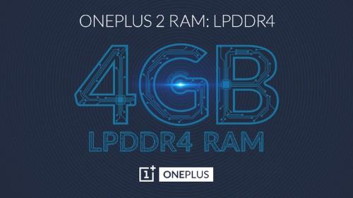 El OnePlus 2 tendrá 4GB en RAM