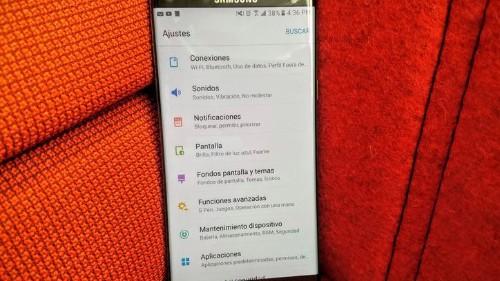 8 cambios en la interfaz del Galaxy Note 7 que debes conocer