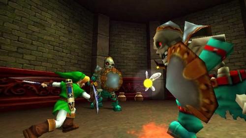 Netflix planea una serie basada en 'The Legend of Zelda'