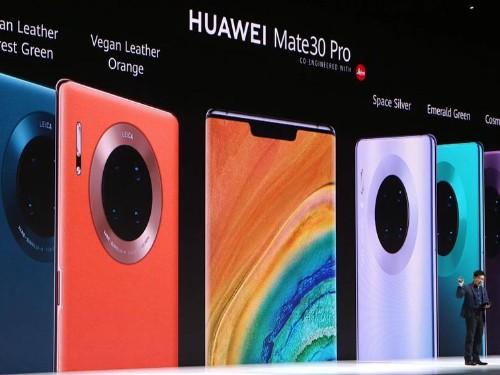 Los Huawei Mate 30 y Mate 30 Pro llegan con colores más sexy que el iPhone 11