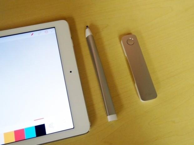 アドビのデジタルペン「Ink」とデジタル定規「Slide」を使ってみた - CNET Japan
