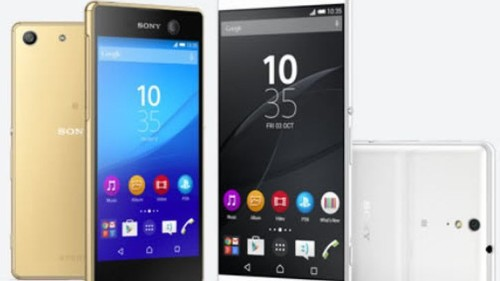 Sony presenta teléfonos con cámara de 13MP para 'selfies'