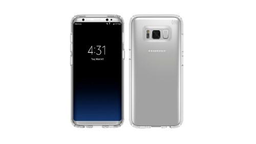 Galaxy S8: se filtran videos del teléfono funcionando a toda máquina