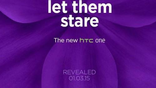 Confirmado: El 'nuevo HTC One' será presentado el 1 de marzo