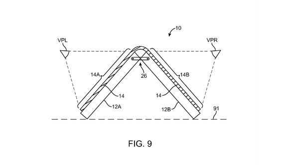 ¿iPhone Flex? Apple patenta un teléfono que se dobla a la mitad