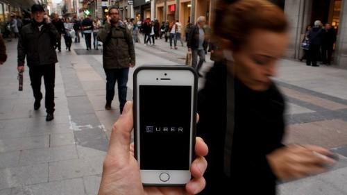 Uber estrena funciones de seguridad – y llamadas al 911 más rápidas
