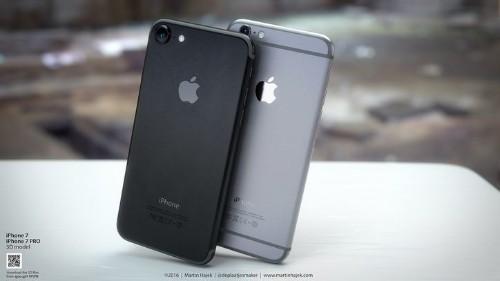 iPhone 7 tendrá versión base de 32GB