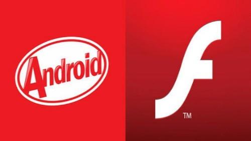 Cómo instalar Adobe Flash Player en Android 4.4 KitKat