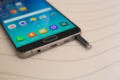 Samsung modifica el S Pen del Galaxy Note 5 para evitar que lo dañes