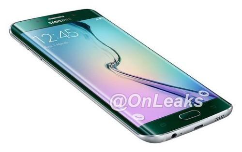 Foto del supuesto Samsung Galaxy S6 Edge Plus revela pantalla de 5.5 pulgadas