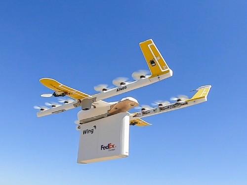 Wing lanza prueba piloto de entrega de productos vía drones