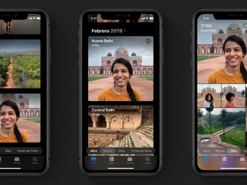 Apple Fotos: cómo usar las nuevas funciones de fotos y video