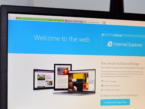 Cómo desactivar Internet Explorer en Windows 10