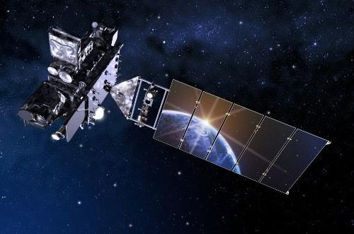 Remonta vuelo un revolucionario satélite metereológico
