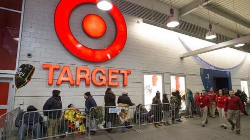 Target anuncia ofertas de Viernes Negro que duran todo el mes