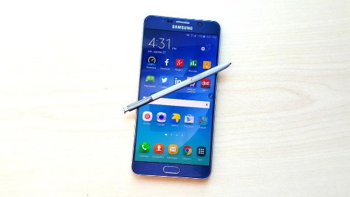 Android Marshmallow llega a los Galaxy Note 5 y Galaxy S6 Edge+ en T-Mobile