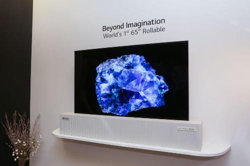 Las TVs del futuro que vimos en el CES 2018