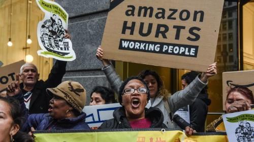 Amazon y su decisión de no abrir una sede en Nueva York: ¿Qué pasó?