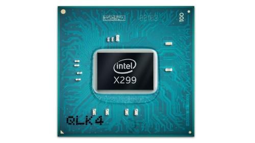 El Core i9 encabeza los procesadores X-Series de Intel