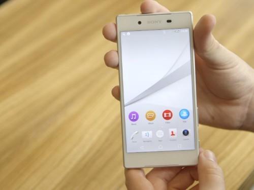 Frente a frente: Sony Xperia Z5, Xperia Z5 Premium, Samsung Galaxy Note 5, Galaxy S6 Edge Plus