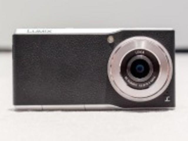 パナソニック「LUMIX CM1」--「Android」搭載4Kデジタルカメラ